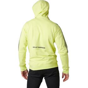 Helly Hansen Active Hættetrøje Herrer, gul